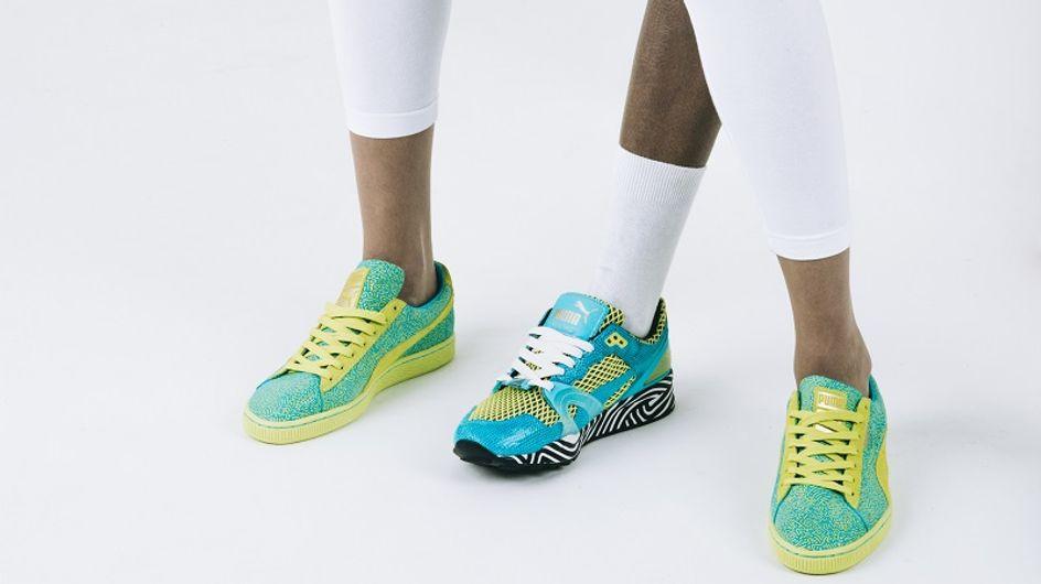 A shopper : Les baskets Solange Knowles x Puma