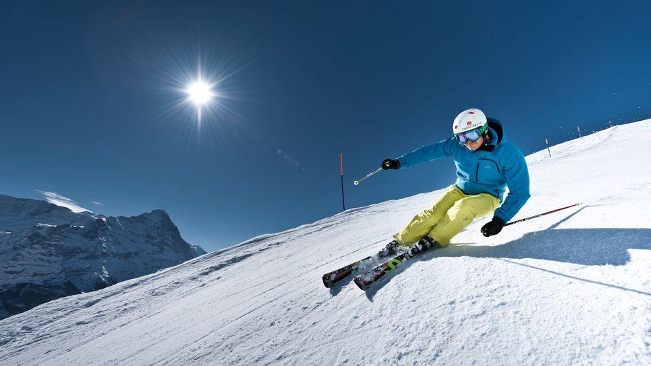Dê o start na temporada de inverno em Interlaken, na Suíça