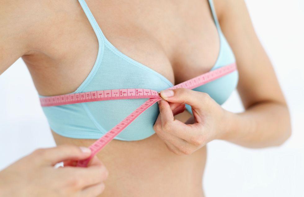Quand la taille de notre poitrine affecte notre bien-être mental