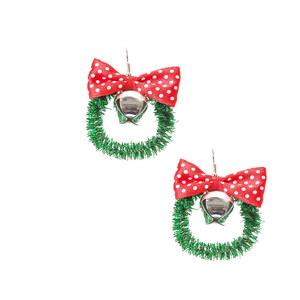 Boucles d'oreilles couronnes Claire's, 4.99 euros