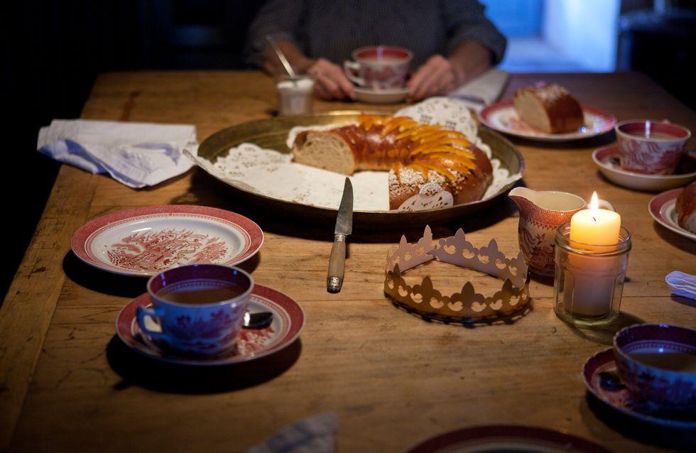 Un delicioso roscón de Reyes casero en sencillos pasos