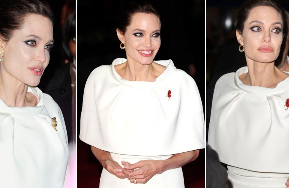 Angie, che hai fatto? Le foto della Jolie sempre più magra