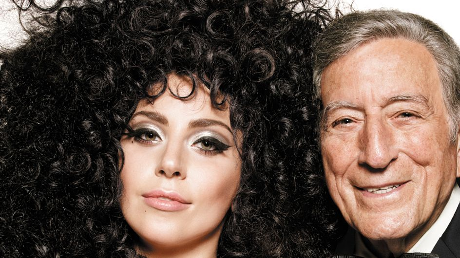 THIS Is How Lady Gaga Does Christmas With H&M