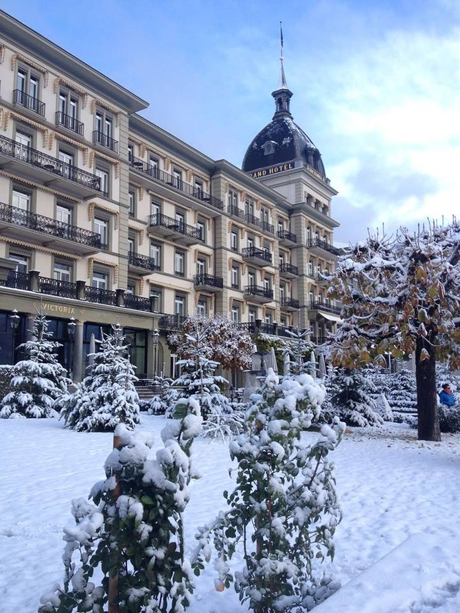 Victoria-Jungfrau Hotel