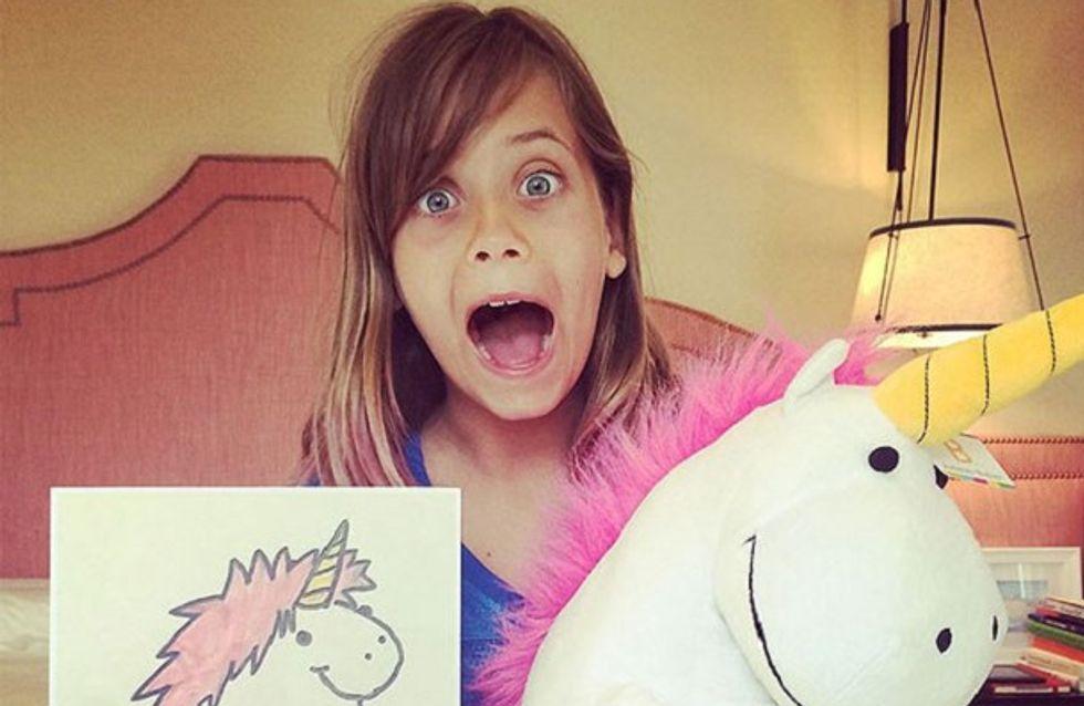 Un fabriquant de jouets transforme des dessins d'enfants en peluches