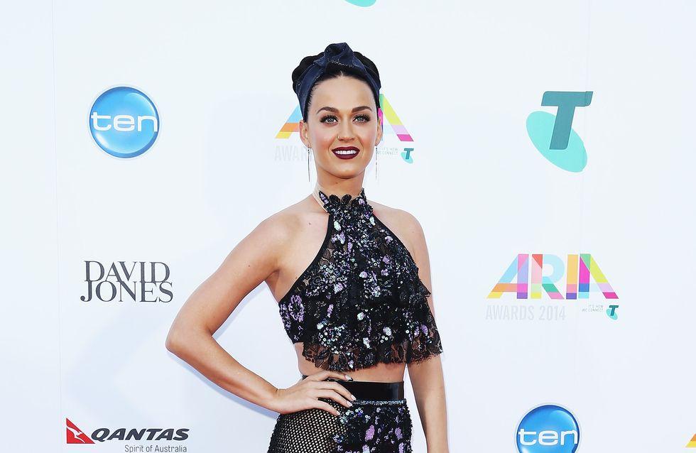 Katy Perry est notre look du jour