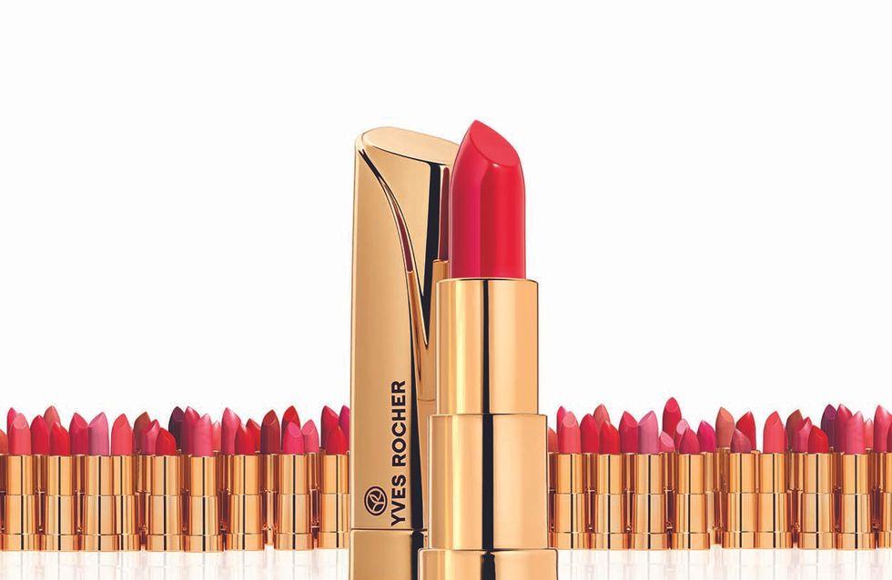 Des astuces de make-up artist pour oser le rouge à lèvres