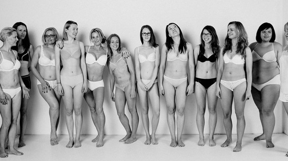 Wunderschöne, mutige Fotoserie: Diese Frauen stehen zu ihrem Körper!