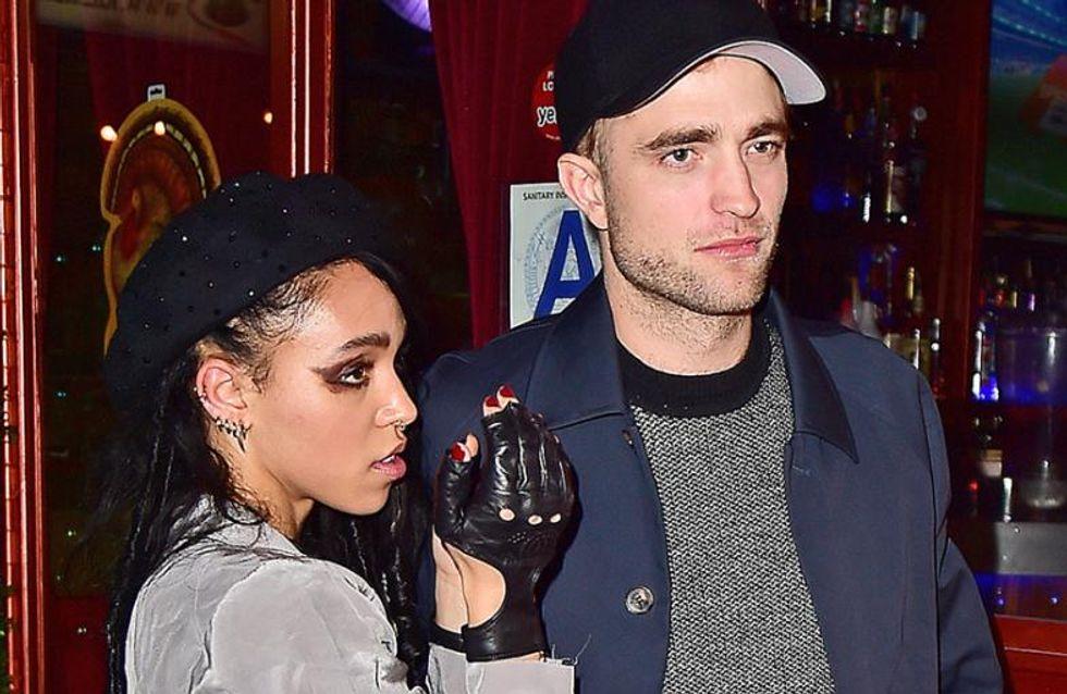 FKA twigs findet Sex mit Robert Pattinson nicht gut