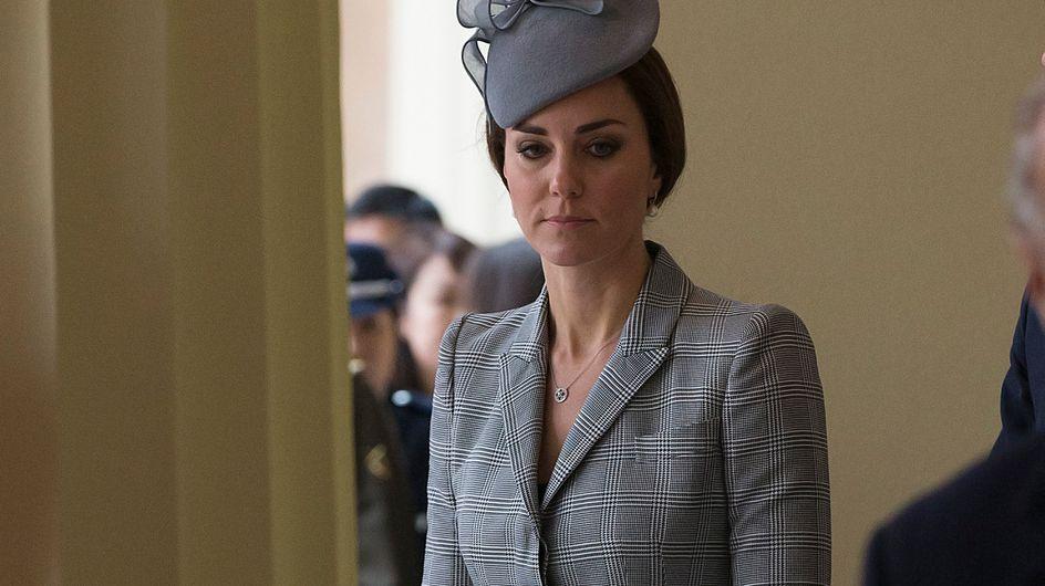 Kate Middleton, obligée de lâcher le prince William