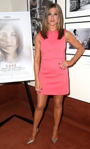 Jennifer Aniston, le 24 novembre 2014 à Los Angeles