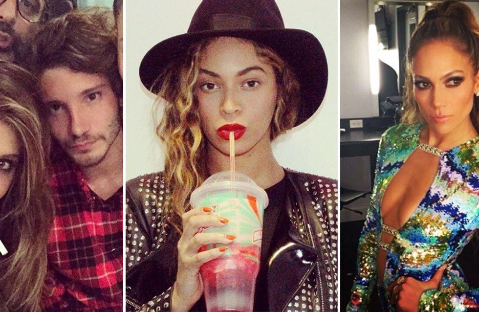 Celebrities e social network: i venti scatti vip pubblicati su Instagram più cliccati!