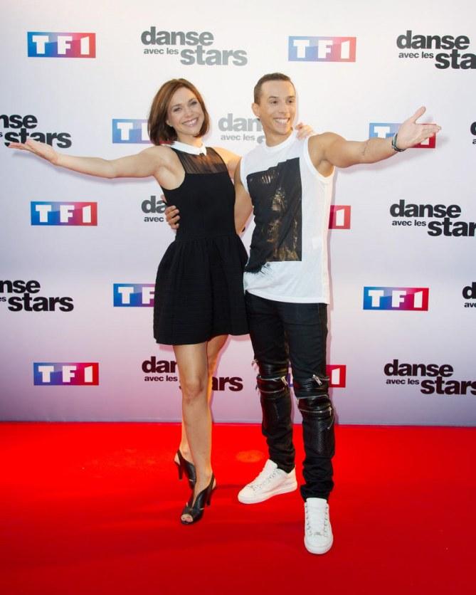 Nathalie Péchalat et Grégoire Lyonnet (DALS 5)