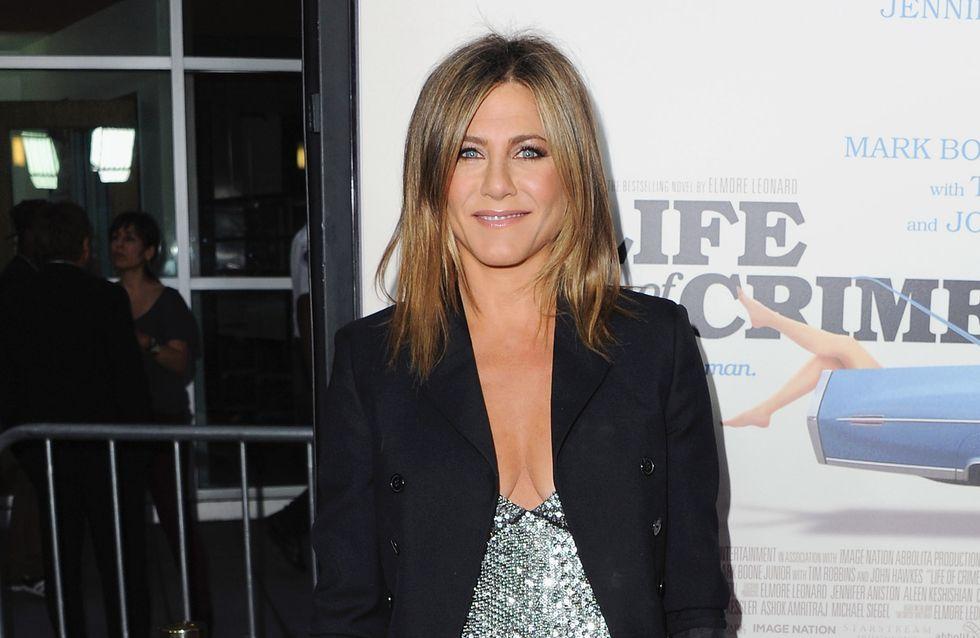 Jennifer Aniston serait en route pour l'Oscar de la meilleure actrice