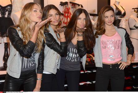 Les Anges de Victoria's Secret