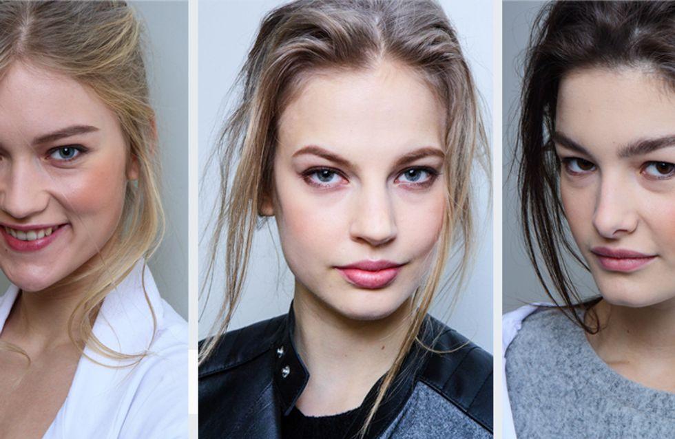 Perfekt unperfekt sein: 4 neue Undone-Looks zum Nachstylen
