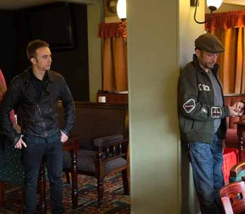 Coronation Street 08/12 – Kylie's out in the cold