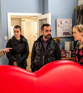 Coronation Street 07/12 – Desperate Kylie is caught in the act