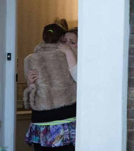 Eastenders 09/12 – Shirley and Aunt Babe aren't happy