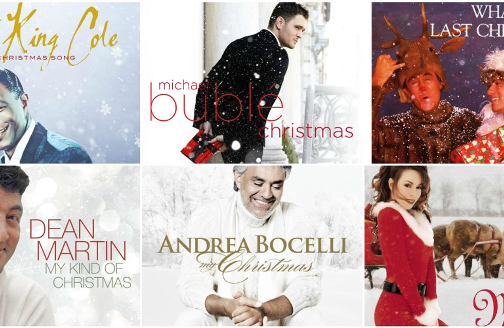 Le canzoni di Natale che non possono mancare nella vostra playlist delle feste