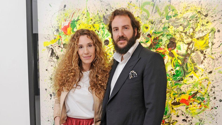 Borja Thyssen y Blanca Cuesta ya son padres de su primera niña