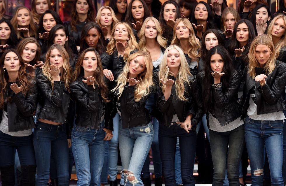A Victoria's Secret está pegando pesado com as suas angels?