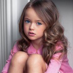 A seulement 8 ans, ce mannequin russe crée la polémique