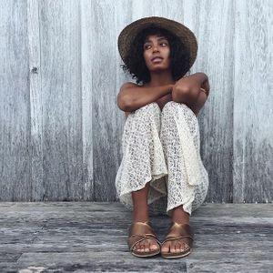 Solange Knowles pendant sa lune de miel