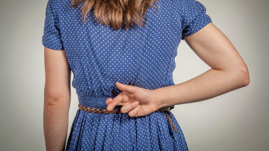Liebhaber, Alter & Diäten: 25 Notlügen, die JEDE Frau ab und an benutzt