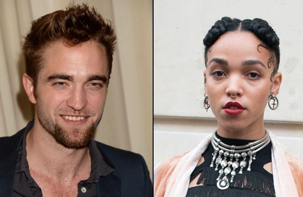 FKA Twigs prête à beaucoup de sacrifices pour Robert Pattinson