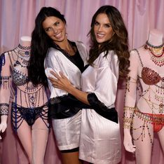 Rendez-vous en backstage du défilé Victoria's Secret (Photos)