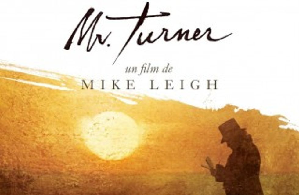 Mr turner, le trublion made in England