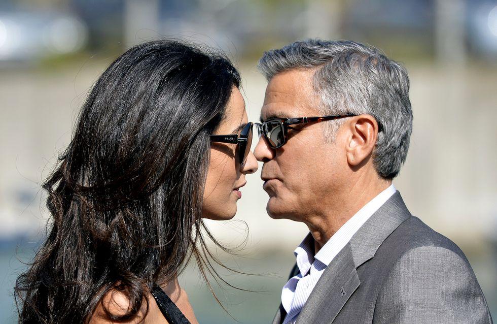 Le mariage de George Clooney déjà en péril ?