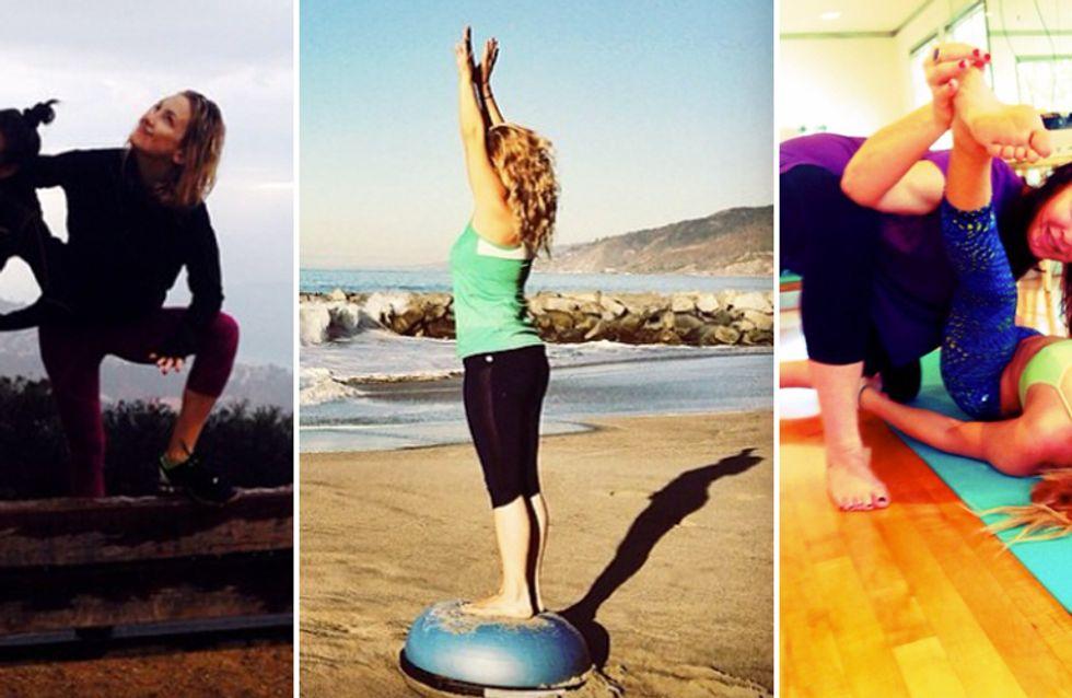 Kate Hudson: Non credete alle bugie delle dive. Per mantenersi in forma bisogna faticare!