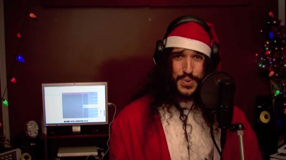 Endlich mal ein Weihnachtssong, der alle Geschmäcker trifft!