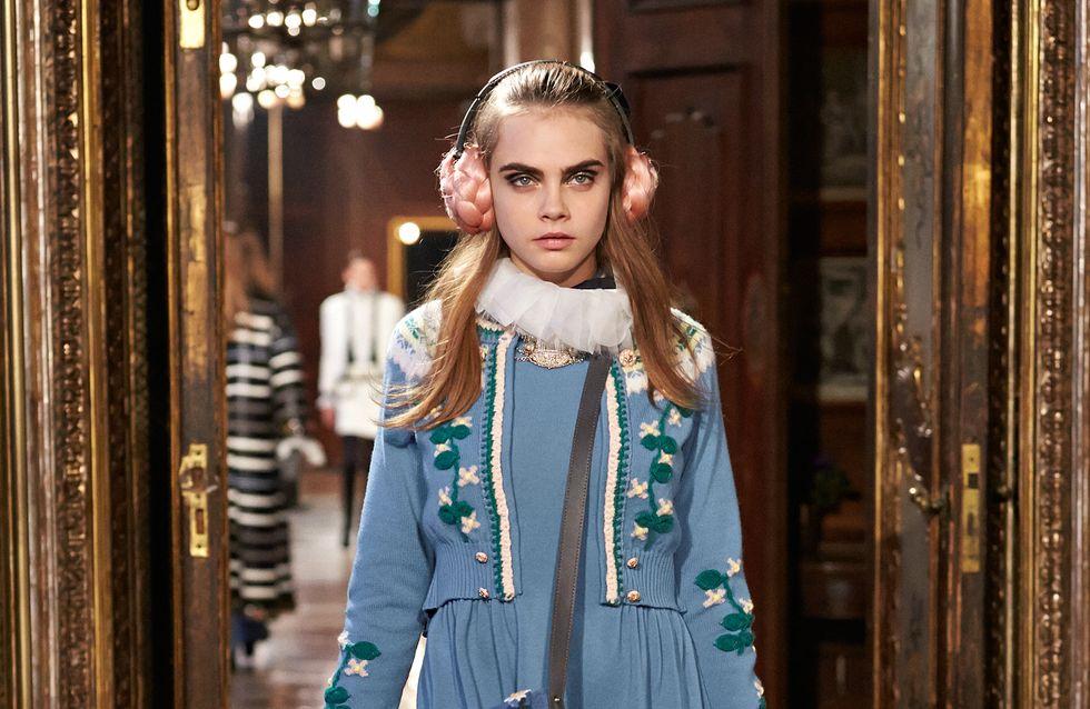 Chanel : Zoom sur le défilé des Métiers d'art Paris-Salzburg 2014/2015