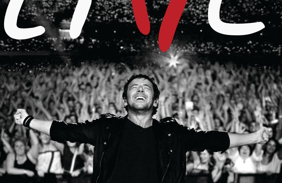 Patrick Bruel enflamme le grand stade de Lille pour fêter les 25 ans de son album Alors Regarde (Vidéo exclusive)