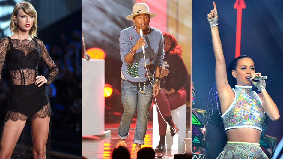 THIS Is What A Mash Up Of The Top Hits Of 2014 Sounds Like