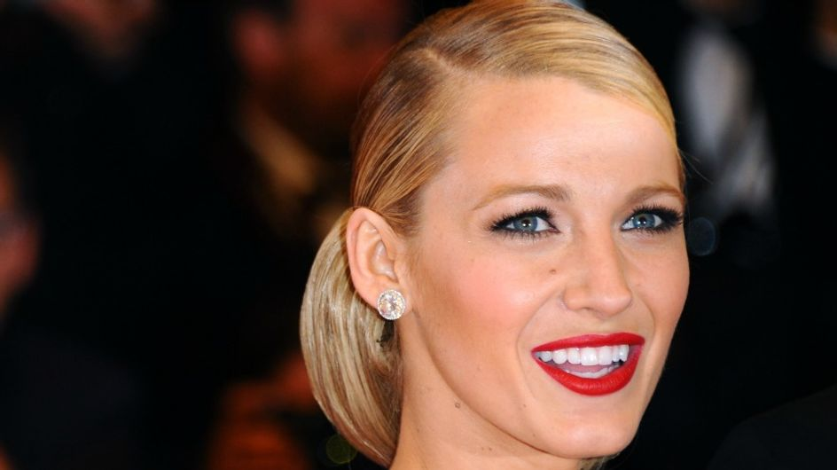 Blake Lively Proves You Can Be VERY Pregnant And Still Rock The Skinny Arm