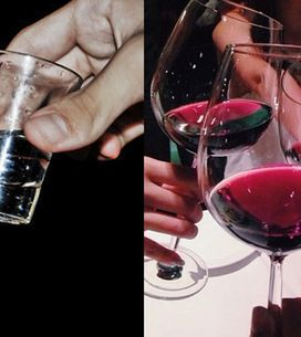 A Glass Of Wine Is The Equivalent To Downing Three Shots of Vodka