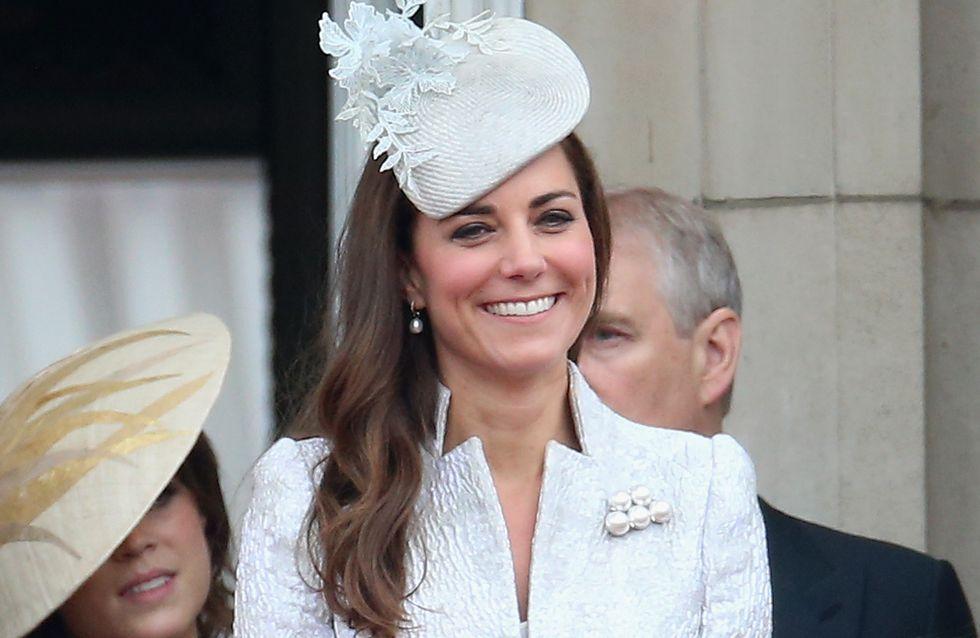 On connait enfin le sexe du bébé de Kate Middleton...
