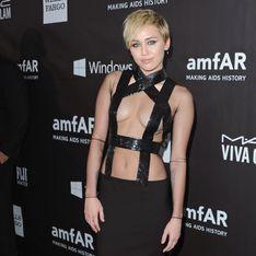 Miley Cyrus mal wieder bekifft auf der Bühne
