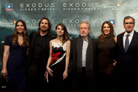 Presentación de Exodus en Madrid