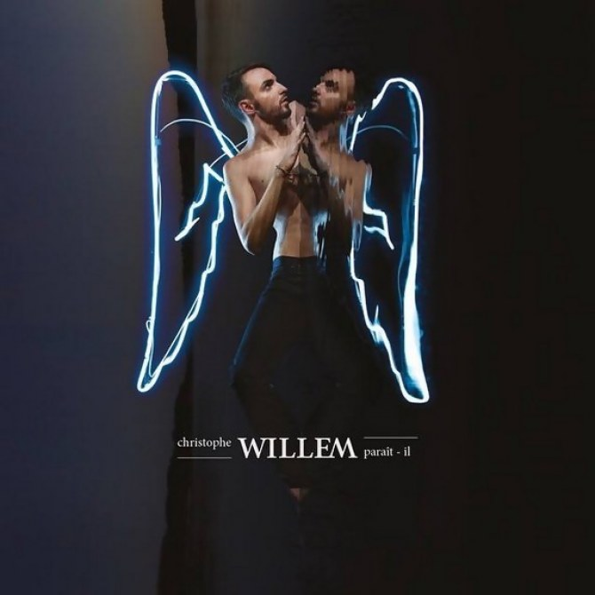 Christophe Willem sort son nouvel album Paraît-il