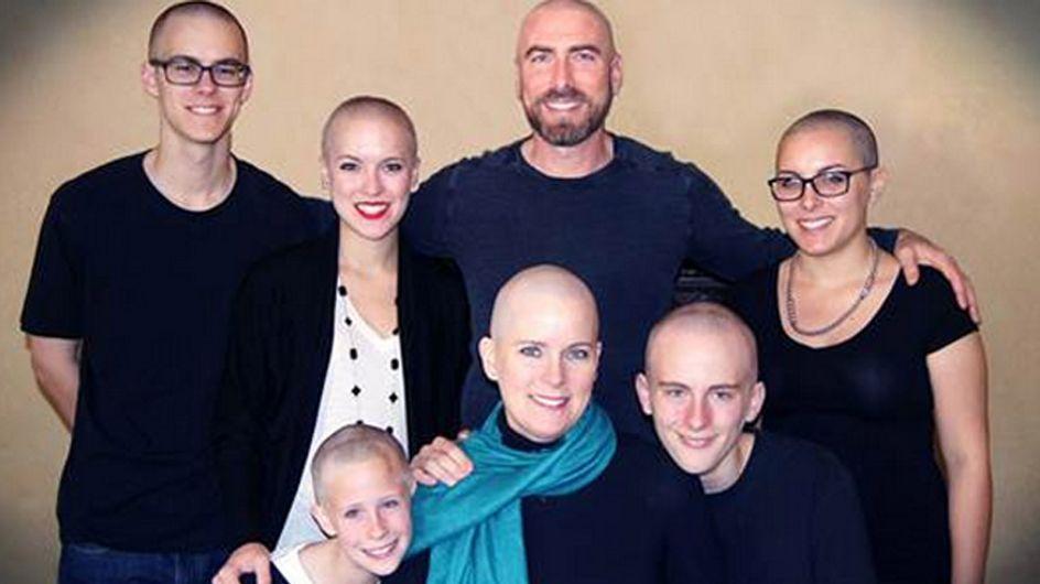 Weil ihre Mutter Krebs hat, entschließt sich diese Familie zu etwas sehr Mutigem