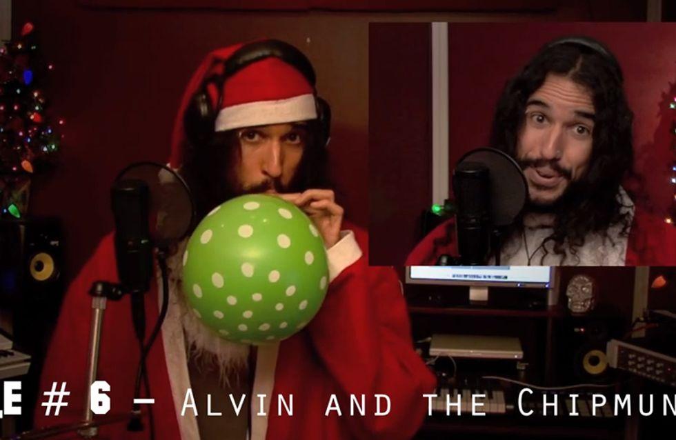 Video/ Ascolta All I Want For Christmas Is You di Anthony Vincent: un cantante solo che interpreta 20 cantanti diversi