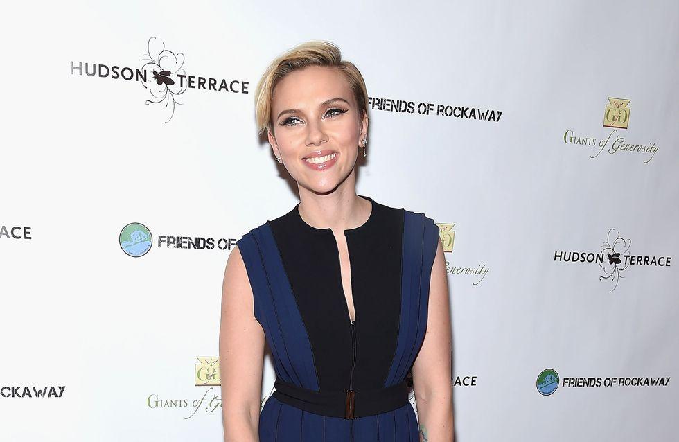 Enfin des détails sur le mariage de Scarlett Johansson !
