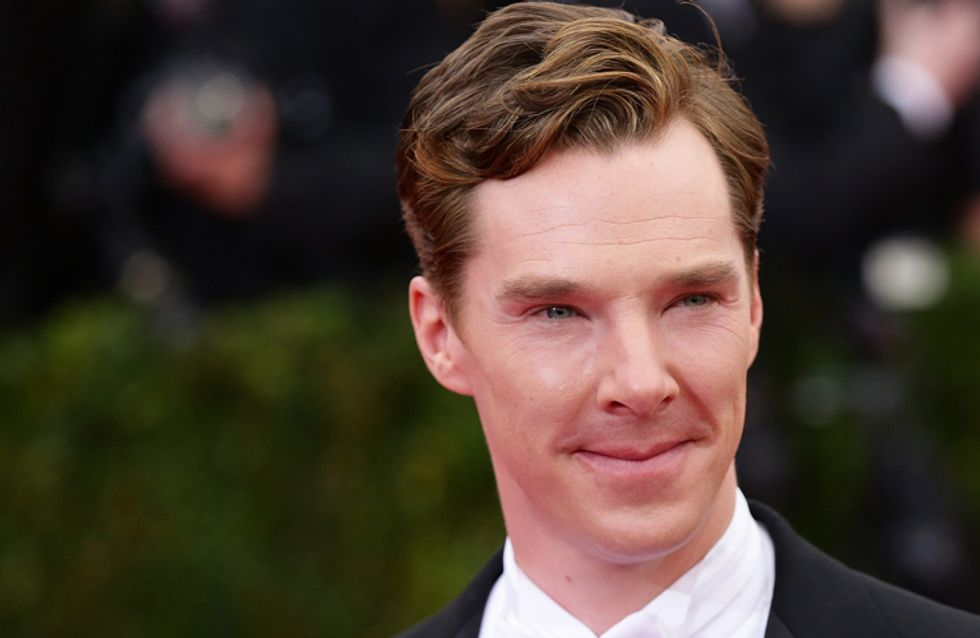 Top 11 Most Important Moments Of Benedict Cumberbatch In 2014