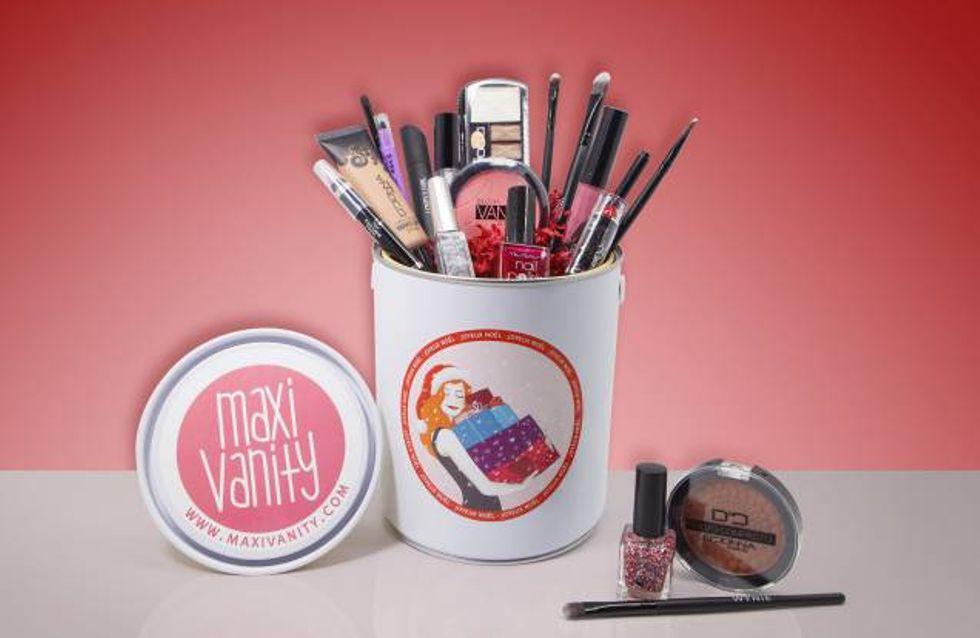 Maxi Vanity et ses 500 produits de beauté à 1 euro