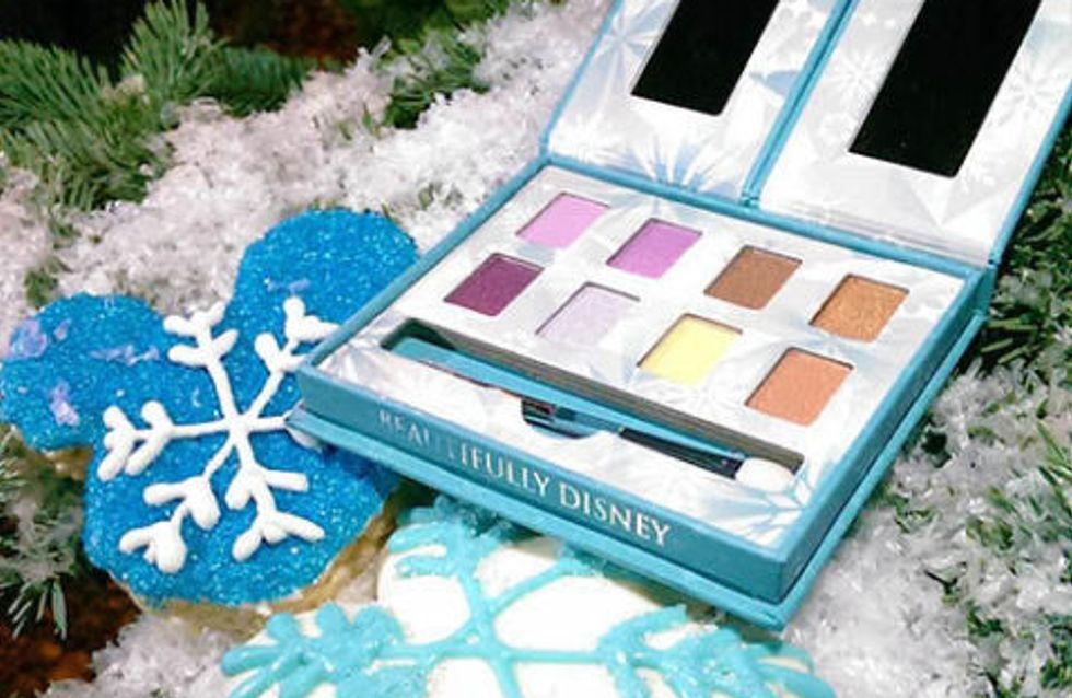 Du maquillage La Reine des Neiges pour Noël ?